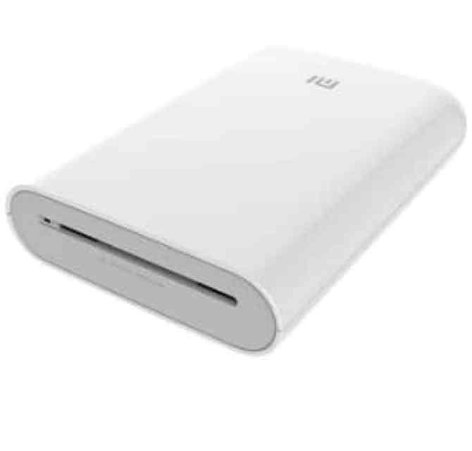 Xiaomi Mi Pocket Photo Printer