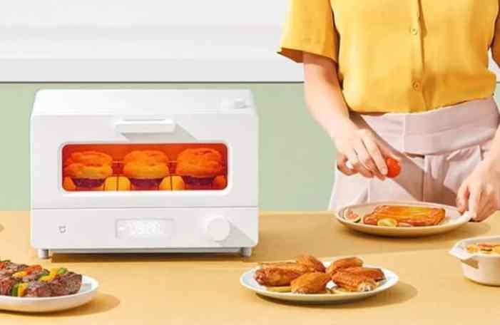Xiaomi Mijia Smart Oven design2
