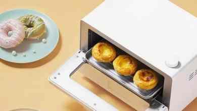 Xiaomi Mijia Smart Oven performance