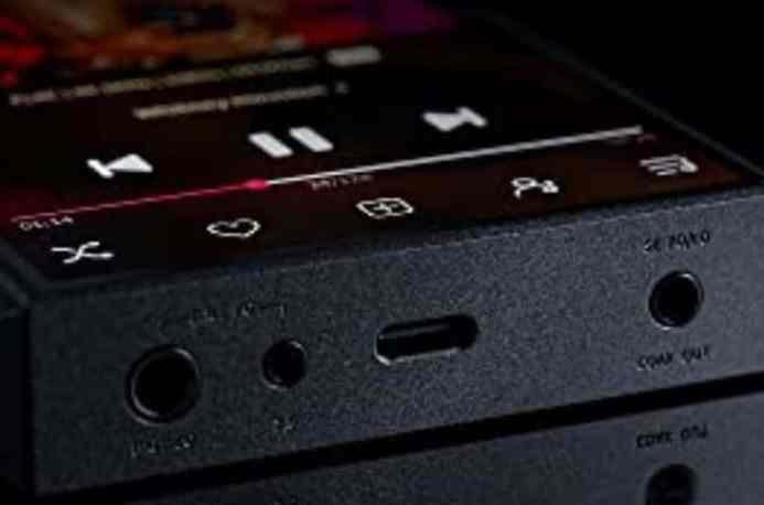 FiiO M11 Plus feature