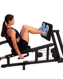 Optie Leg Press Multi Station Bodysolid G-6