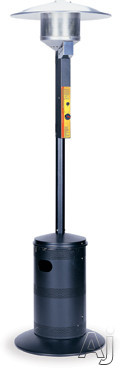 Endless Summer (and Happiness) With The Blue Rhino Outdoor Patio Heater  Model 153100