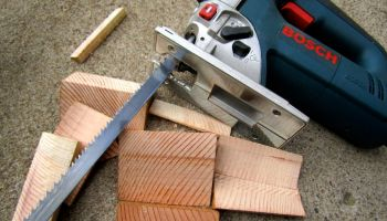 How to install a bandsaw blade and set up the guides thin and long bosch extra long jigsaw blades review corbel test keyboard keysfo Images