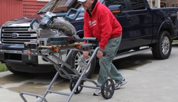 ridgid miter saw table. ridgid miter saw stand \u2013 an suv for your chop table m