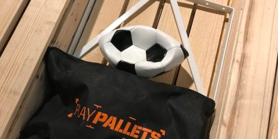 PlayPallets – Building Play Into the Lives of Refugees