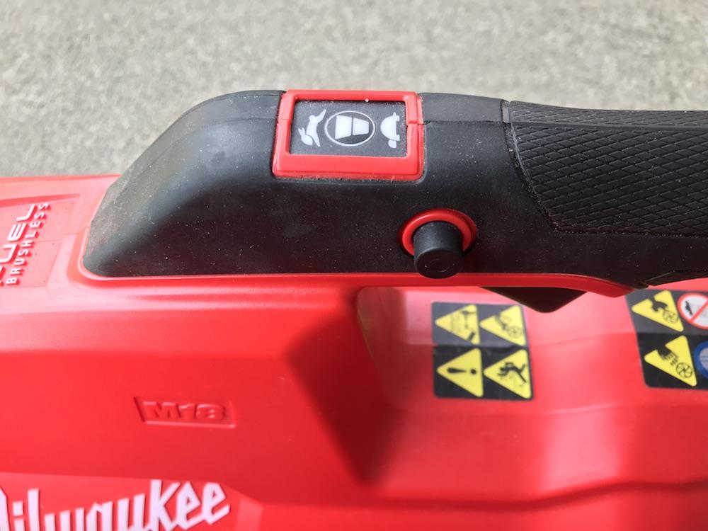 milwaukee m18 blower
