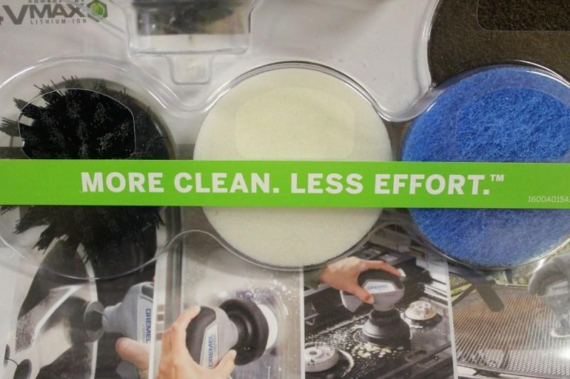 More clean. Less effort.