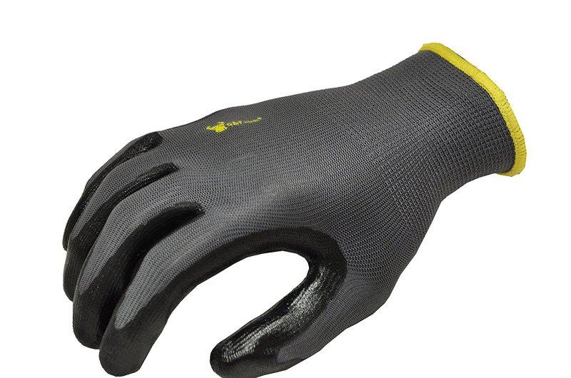 dipped nitrile gloves