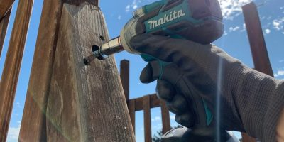 Makita XPT 3-Speed Impact Wrench XWT11 – Not Too Big Not Too Small
