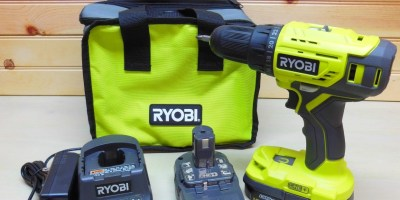 """Ryobi P215K1 One+ 18V Two Speed 1/2"""" Drill / Driver Kit Review"""