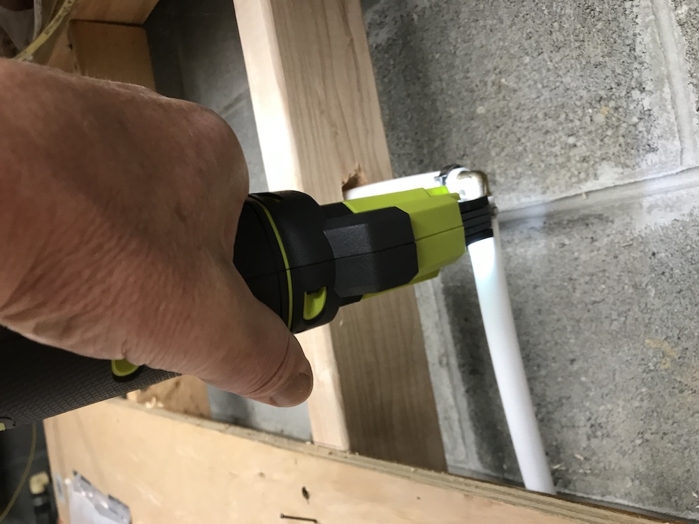 Ryobi PEX Pinch Clamp Tool