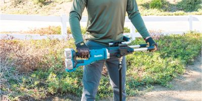 Can You Dig the new Makita Brushless Earth Auger?