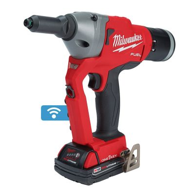 Fresh Release – Milwaukee M18 Rivet Tool