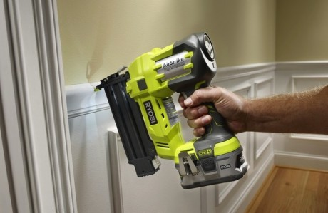 HomeFixated's June Tool Giveaway - Wainscoting & arm not included!
