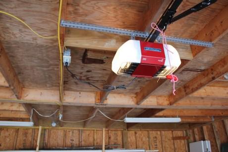 chamberlain garage poweer station