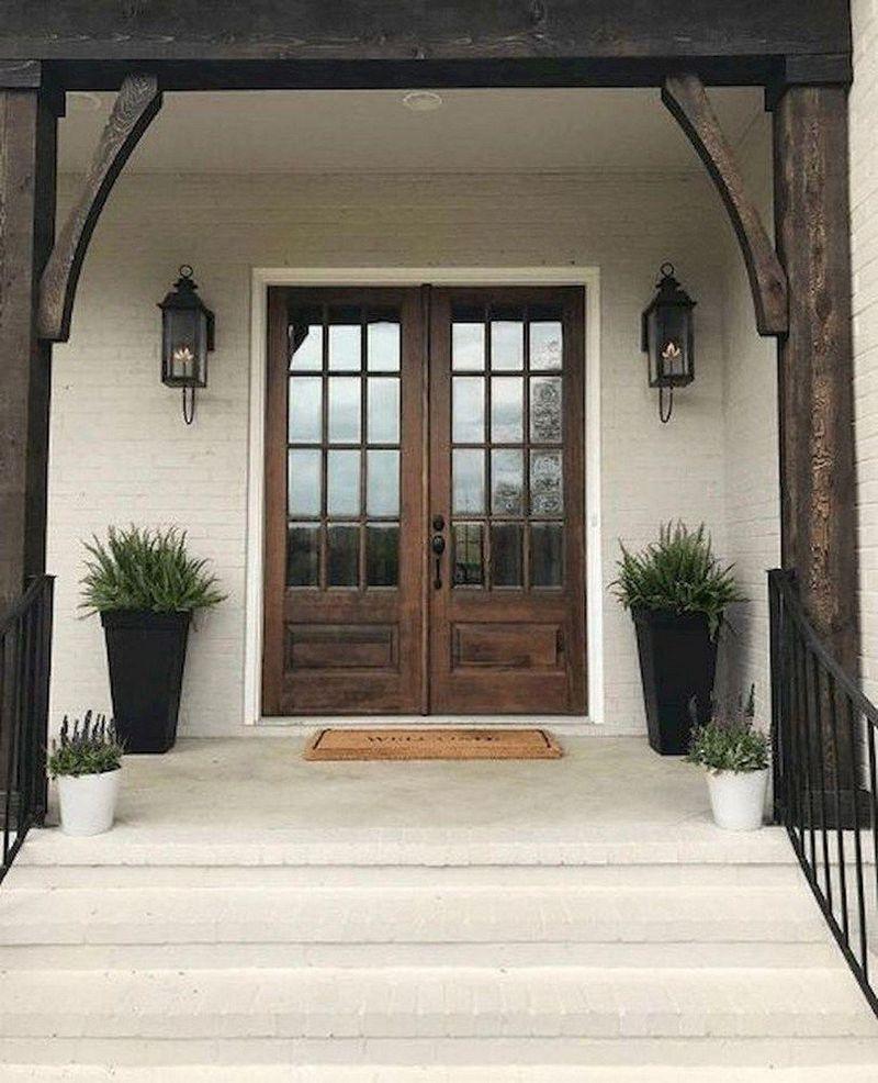 38 Best Farmhouse Front Porch Decor Ideas Homeflish