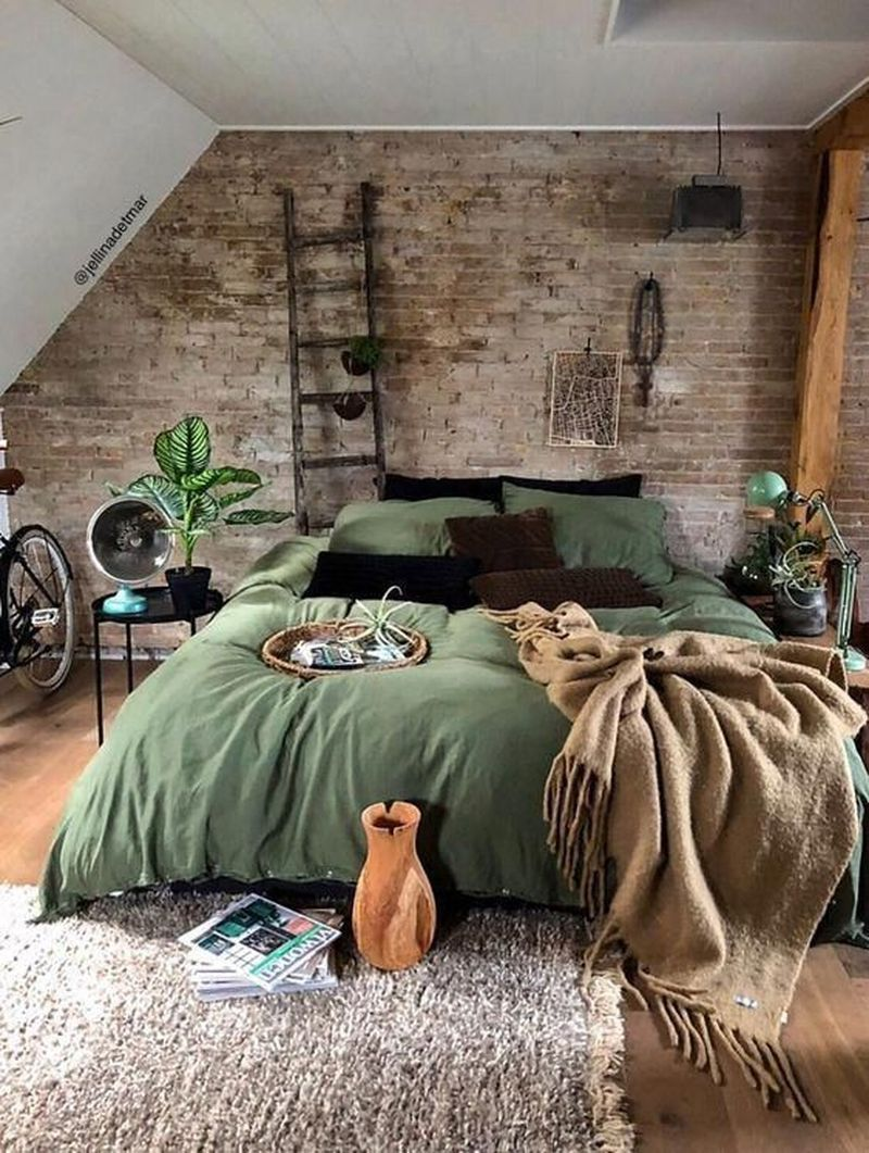 35 Modern Bohemian Bedroom Decor Ideas That Are Comfortable on Modern Bohemian Bedroom Decor  id=80534