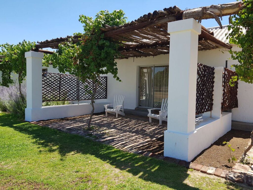 The New Holme Country House- a great getaway in the Karoo