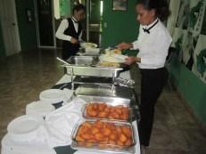 Servicio de Catering en Nicaragua