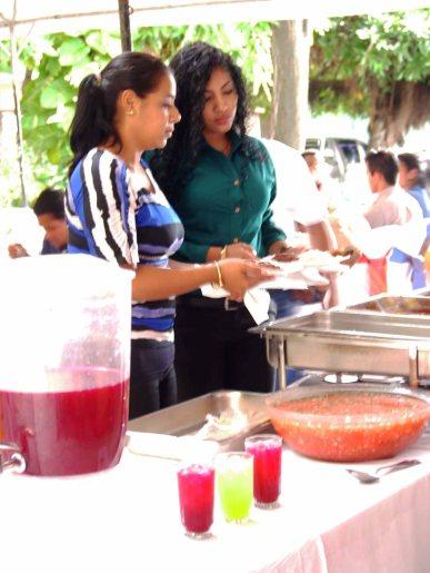 Evento de comidas tipicas de Nicaragua (7)