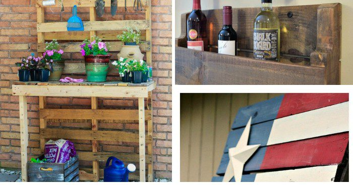 15 Diy Pallet Projects You Can Make This Weekend Home