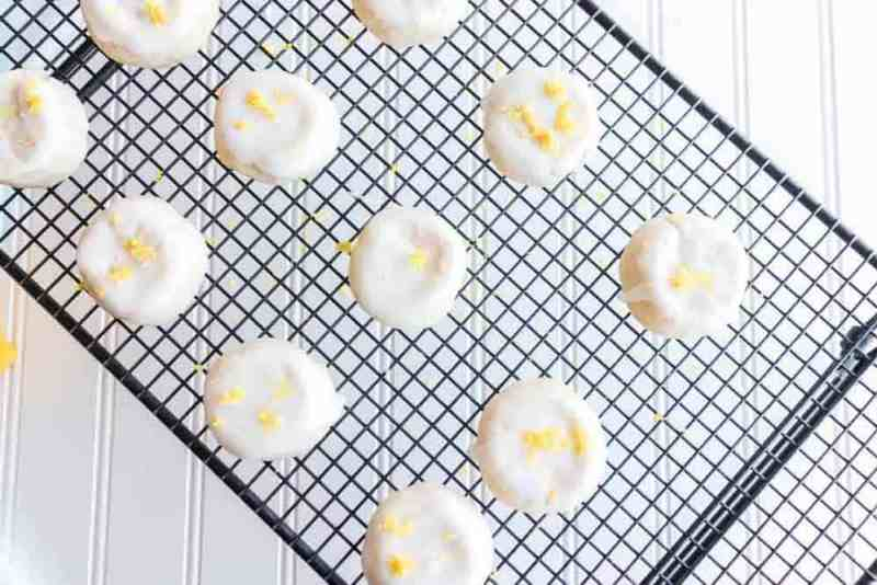 Irresistible & Zesty Lemon Cookie Recipe - is Irresistible & Zesty Lemon Cookie Recipe is perfect for spring and summer parties and gatherings. These lemon cookies are light and have the perfect lemon favor. #lemon #lemoncookies #springcookies #mothersday #easter #cookies #recipe #easy #best #homefreshideas