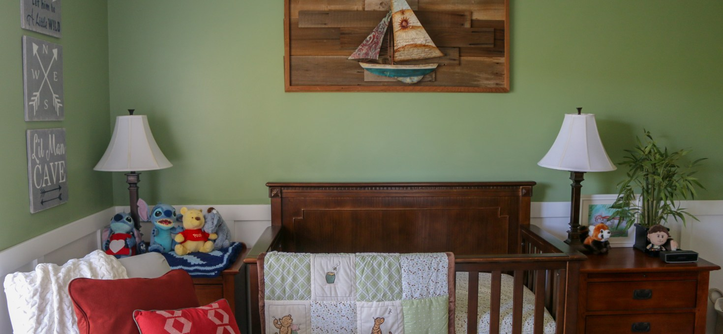 Guest Room to Nursery :: Week 5