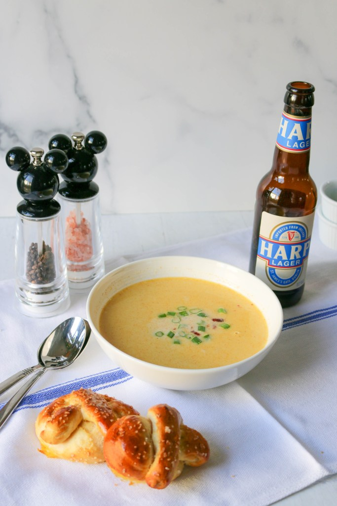 irish beer cheese soup