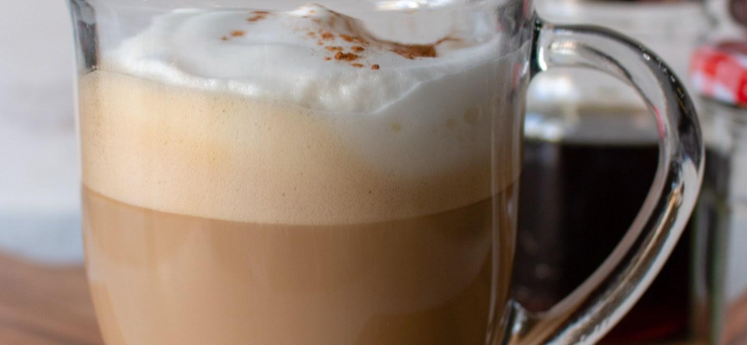 Maple Cinnamon Latte