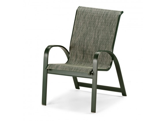 telescope casual primera sling stacking arm chair