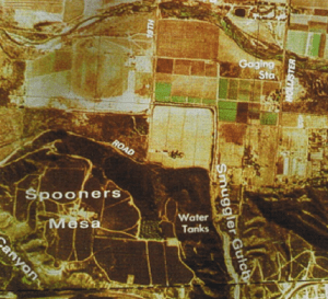 Operational Control of California's Border. National Guard engineers  cut away  choke points, gorges, and ravines in Goat's Canyon, Spooner's Mesa, and Smuggler's Gulch where Cartels, and sometimes human  traffickers, had lured,  trapped, ambushed,  and sometimes killed pursuing  border patrolling  agents.