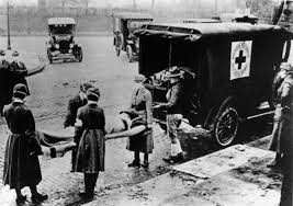 """As Operational Planning  Group (OPG) Branch Chief, Hatch pushed his staff to match  planning against """"worst case  scenarios."""" Worst case arguably don't get any tougher that the 1918 Spanish Influenza that killed more than half a million Americans. (FLICKR Photo)."""