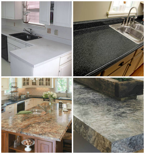 How To Paint Any Countertops To Look Like Granite Home