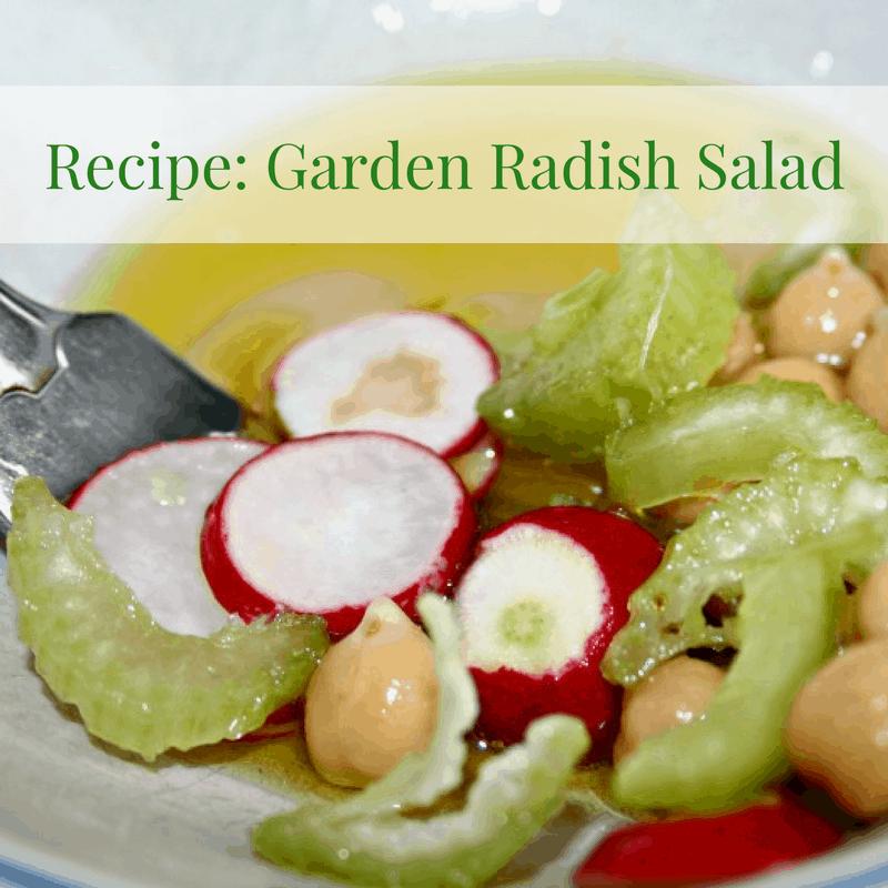 radish salad
