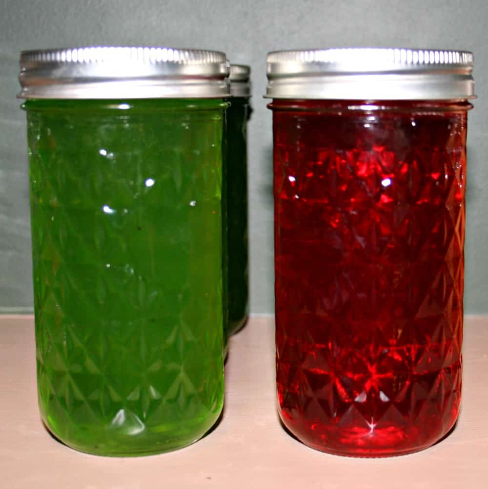 herbal jelly