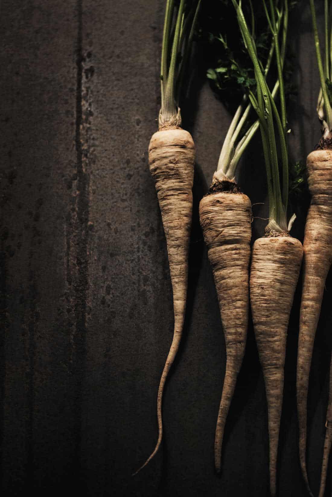 Harvesting Winter Vegetables this Week