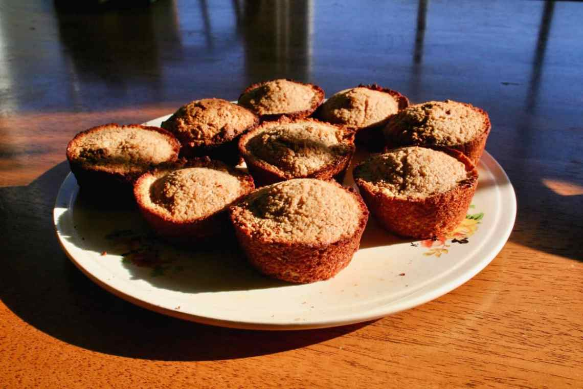 picture of bran muffins