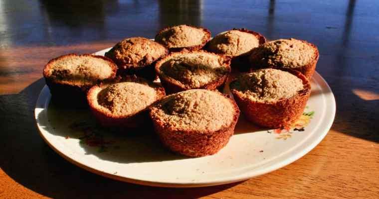 Sweet and Light Bran Muffin Recipe