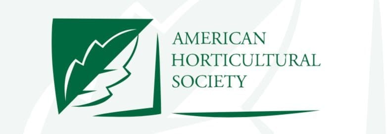 logo of the american horticulture society