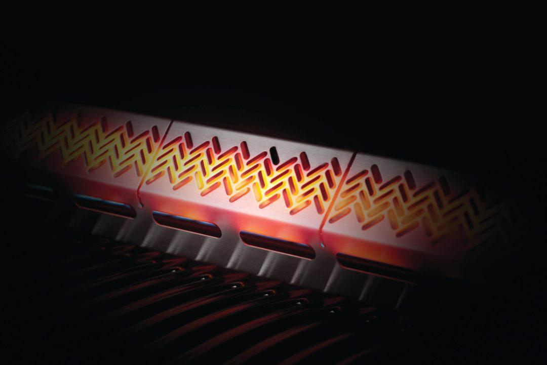 Napoleon Roque SE-modellen infrarood achterbrander