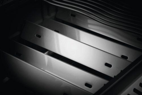 Napoleon Roque SE-modellen RVS warmteverdelers