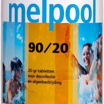 Melpool chloortabletten 20 grams