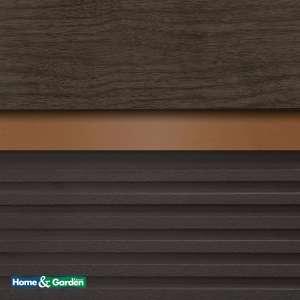 Voorbeeldfoto van de omkasting van baden uit de Paradise-serie van Caldera. De EcoTech® omkasting op de afbeelding is uitgevoerd in de kleur java.