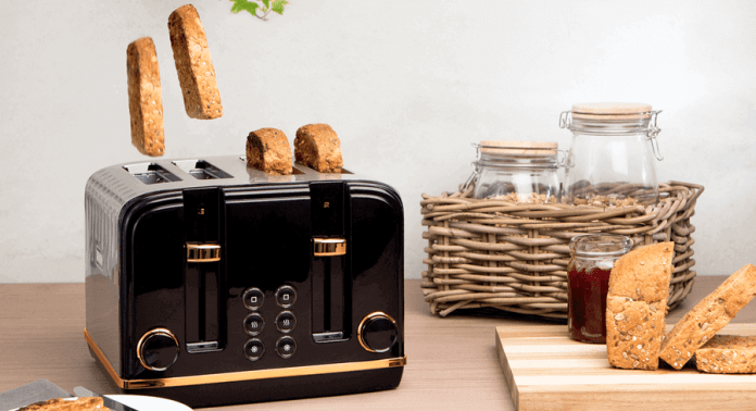 Best 4 Slice Toaster 2021 Review And Buying Guide Homegets