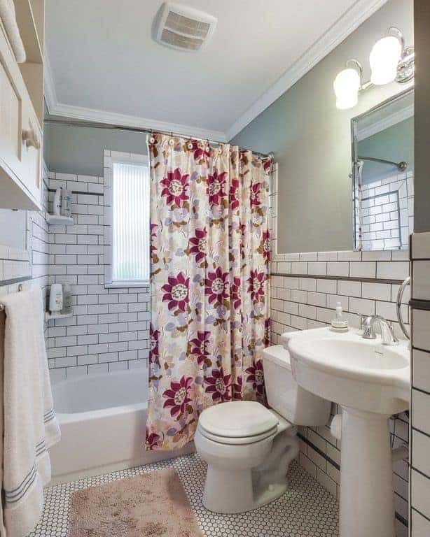 2 common tile mistakes in the bathroom