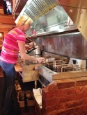 """Tammy has been Jeannie's head cook since its opening. The humble South Bend native declined to elaborate on any of her specialties, claiming """"I cook everything best I can."""" However, others quickly lauded her meat loaf and corned beef hash."""