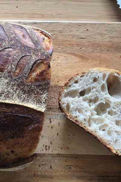 Homemade Sourdough Step by Step