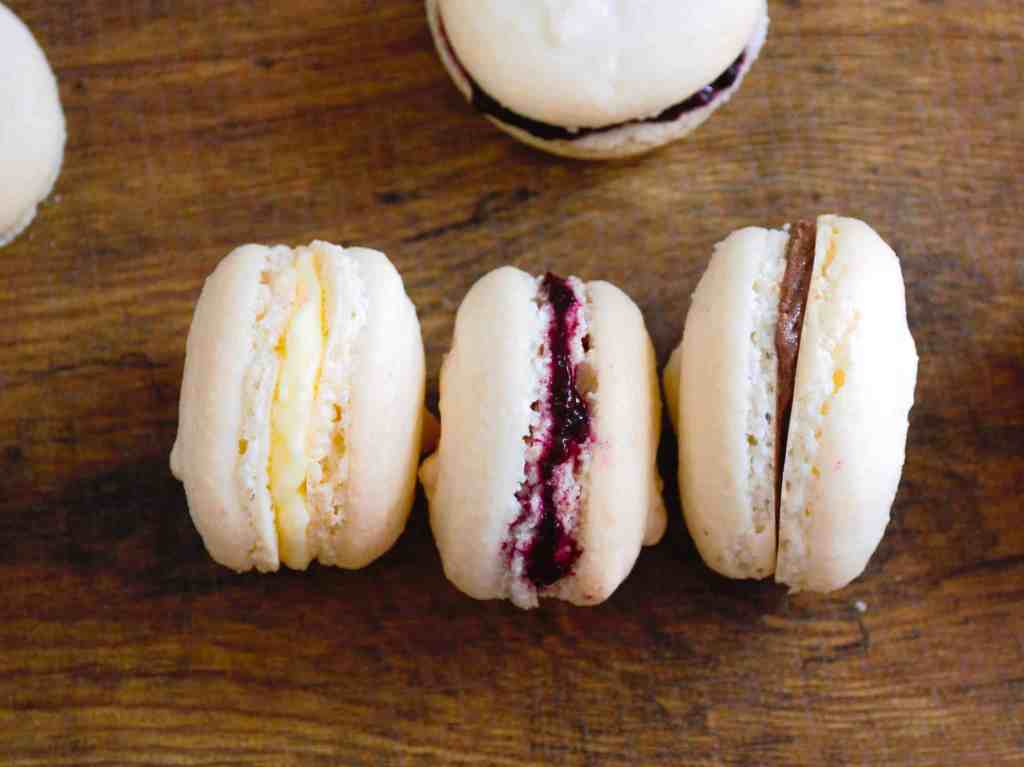 Simple French Macarons - Home Grown Happiness