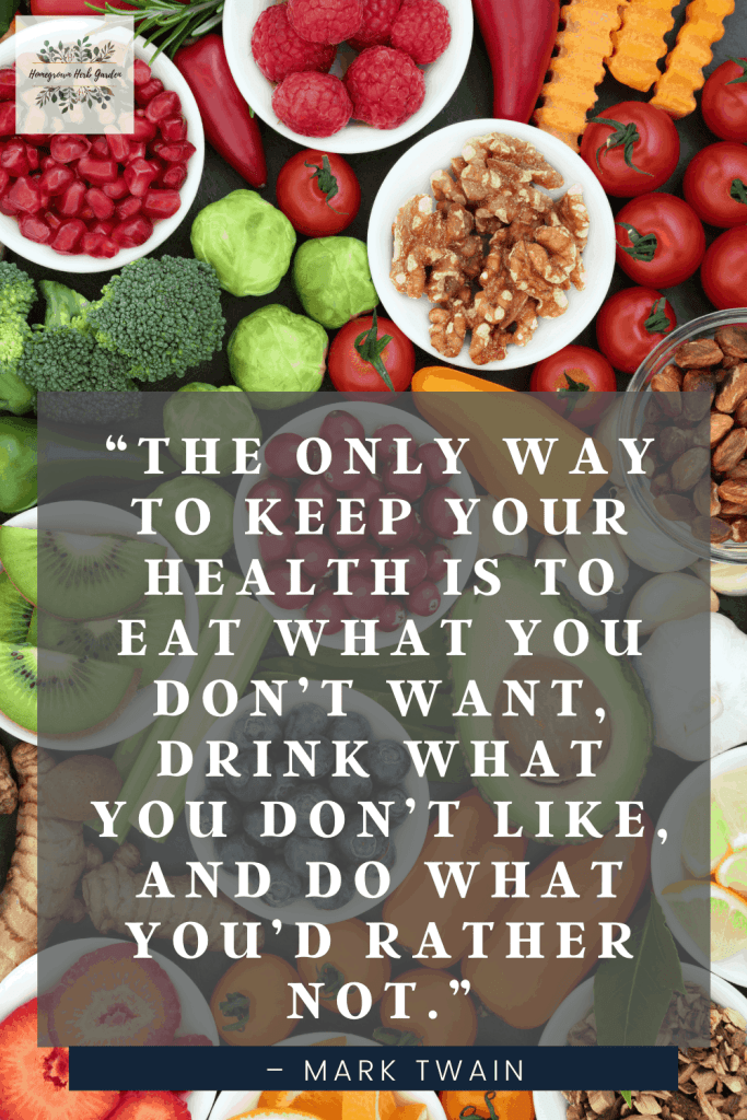 funny healthy quote