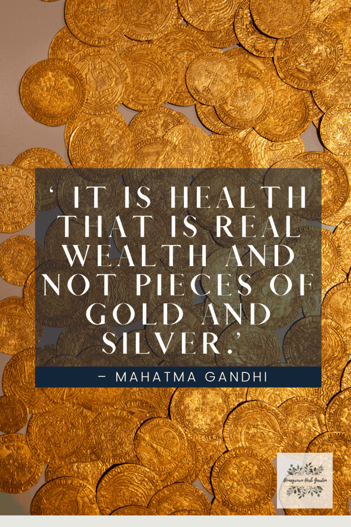healthy motivation from gandhi